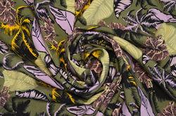 Сорочка набивная тропики