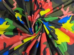 Камуфляж разноцветный